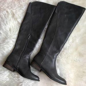 Lucky brand havasoo over the knee boots